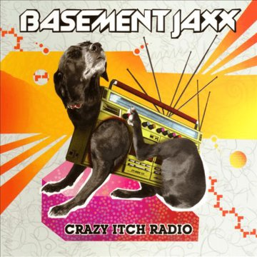 Crazy Itch Radio CD