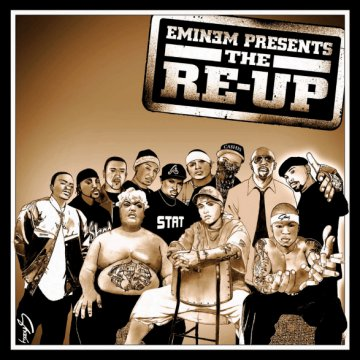 The Re-up CD