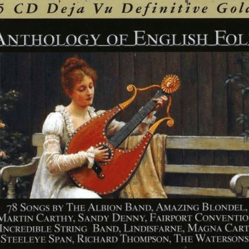Anthology Of English Folk CD