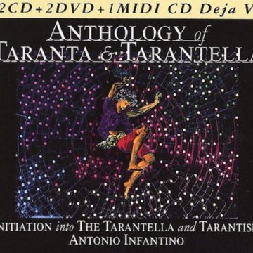 Anthology of Taranta & Tarantella CD