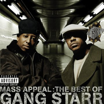Mass Appeal - The Best of Gang Starr CD