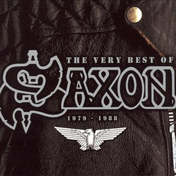 The Very Best of Saxon CD