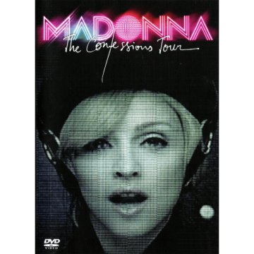 The Confessions Tour CD+DVD