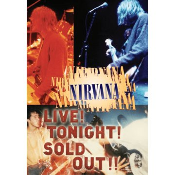 Live! Tonight! Sold Out! DVD