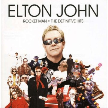 Rocket Man - The Definitive Hits CD