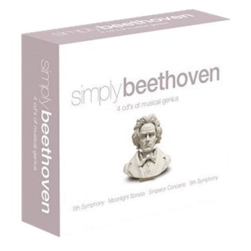 Simply Beethoven CD