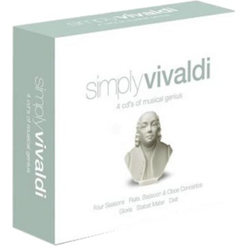 Simply Vivaldi (Box Set) CD