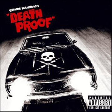 Death Proof (Halálbiztos) CD