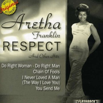 Respect & Other Hits CD
