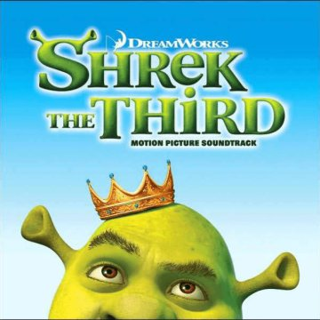 Shrek The Third (Harmadik Shrek) CD