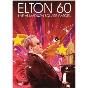 Elton 60 - Live At Madison Square Garden DVD