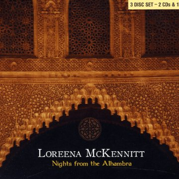 Nights From The Alhambra CD+DVD