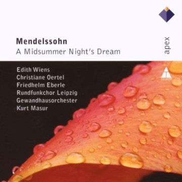 Midsummer Night's Dream CD