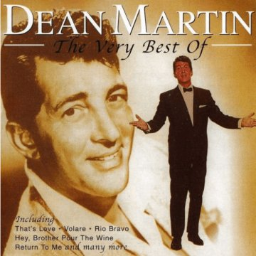Very Best Of Dean Martin CD