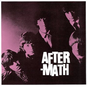 Aftermath (UK Version) LP