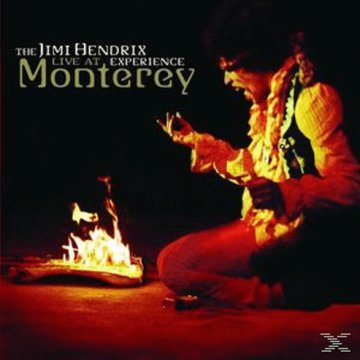 Live At Monterey CD