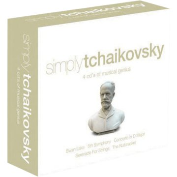 Simply Tchaikovsky CD