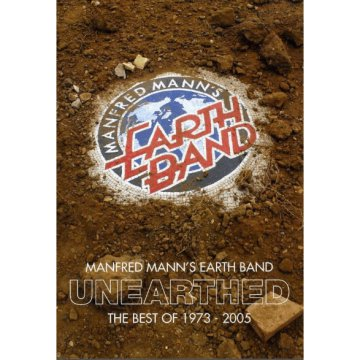Unearthed - The Best of Manfred Mann's Earth Band 1973-2005 DVD