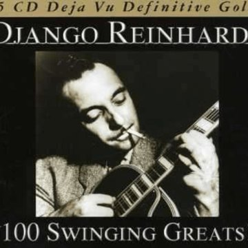 100 Swinging Greats! CD