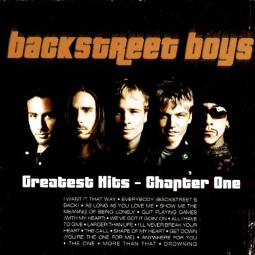 Greatest Hits - Chapter One CD