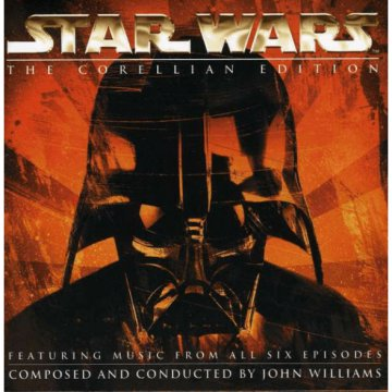 Star Wars - The Corellian Edition (Csillagok Háborúja) CD