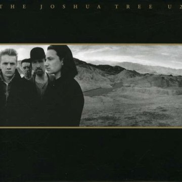 The Joshua Tree (Deluxe Edition) CD