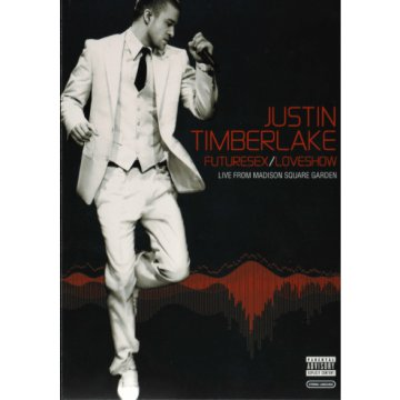 Futuresex - Loveshow - Live From Madison Square Garden 2007 DVD