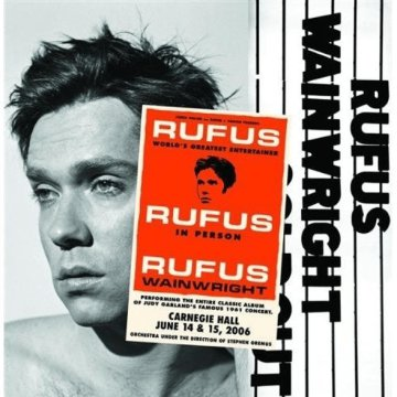 Rufus Does Judy at Carnegie Hall CD