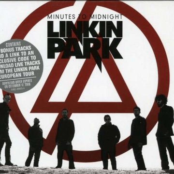 Minutes To Midnight CD