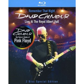 Remember That Night - Live At The Royal Albert Hall 2006 Blu-ray