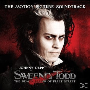 Sweeney Todd - Demon Barber Of Fleet Street (Sweeney Todd, a Fleet Street démoni borbélya) CD