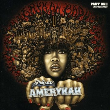 New Amerykah Part One - 4th World War CD