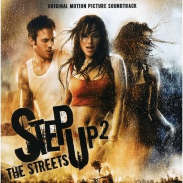 Step Up 2 - The Streets CD