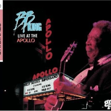 Live At The Apollo CD
