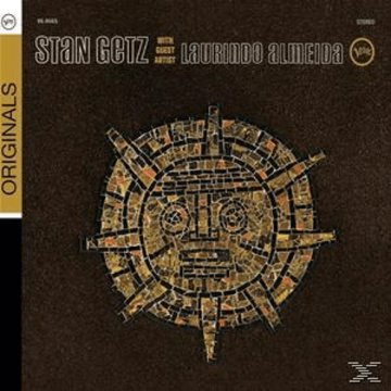 Stan Getz With Guest Artist Laurindo Almeida CD