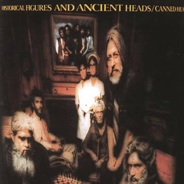 Historical Figures and Ancient Heads CD