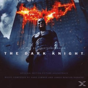 The Dark Knight (A sötét lovag) CD