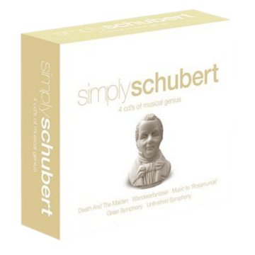 Simply Schubert CD