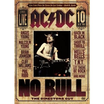 No Bull - The Directors Cut DVD