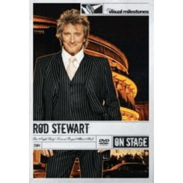 Rod Stewart - One Night Only! Live at Royal Albert Hall 2004 DVD