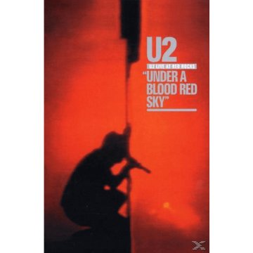 Under A Blood Red Sky - Live At Red Rocks 1983 DVD