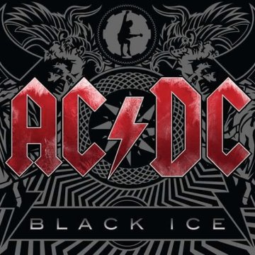 Black Ice CD