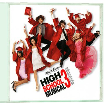 High School Musical 3. - Senior Year (International Version) CD