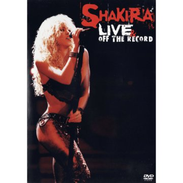 Live & Off The Record DVD