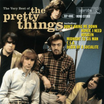 The Very Best of The Pretty Things CD