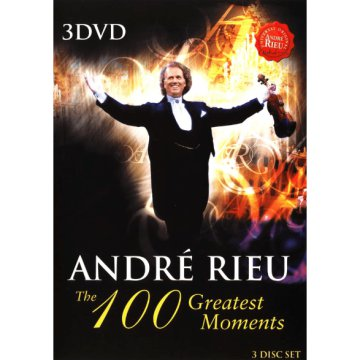 The 100 Greatest Moments DVD