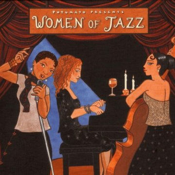 Putumayo - Women of Jazz CD