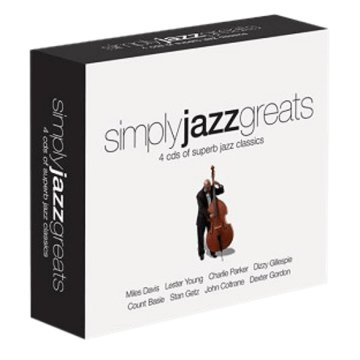 Simply Jazz Greats CD