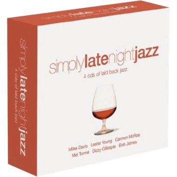 Simply Late Night Jazz CD