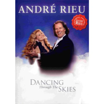 Dancing Through the Skies DVD